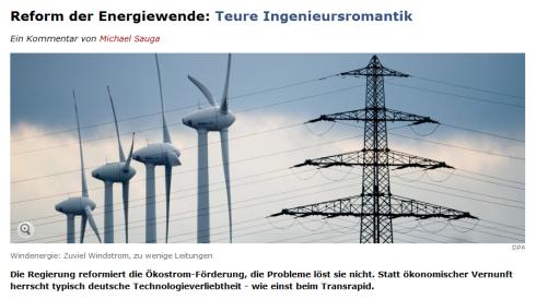 Ingenieure Energiewende